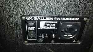 Gallien krueger 410neo 4ohm bass cabinet  Kingston Kingston Area image 2