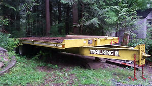 9 TON CONSTRUCTION TRAILER