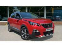 2018 Peugeot 3008 SUV 1.2 PureTech GT Line (s/s) 5dr SUV Petrol Manual