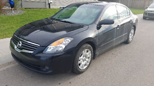 2009 Nissan Altima Sedan with remote starter