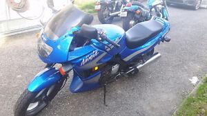 Ninja 500 2001