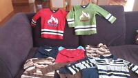 Boys Age 3-4 Fall/Winter Clothes