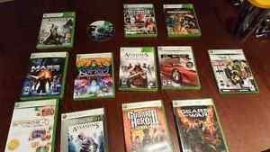 Xbox 360 with games and accessories  St. John's Newfoundland image 3