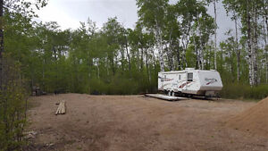 Beautiful Lake Lot Close to St. Brieux Lake