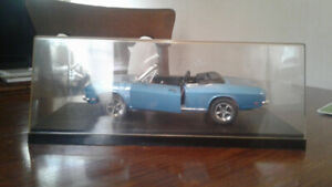 69 corvair 1/18 diecast one off v8 converted