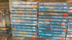 MASSIVE AMOUNT OF VINTAGE GAMES FOR SALE AT PMARKET GAMES!