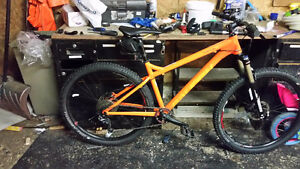 2016 Raleigh Tokul 3 27.5 trade for quality FS