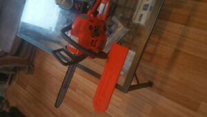 BRand new chain saw