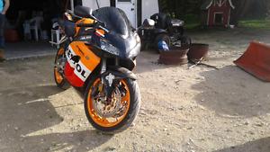 2005 Honda CBR1000RR Repsol edition