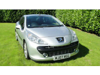 Peugeot 207 CC 1.6 16v 120 Coupe GT - FULL LEATHER