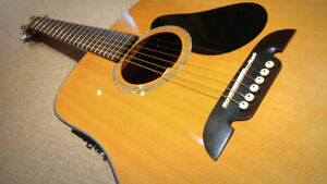 Alvarez Acoustic Electric - $225
