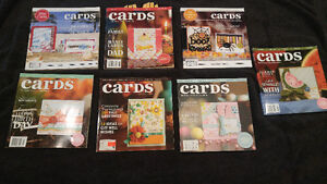7 Card and Scrapbook Making Ideas Books called Cards