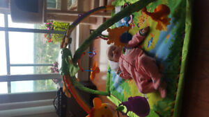 Baby Safari Playmat