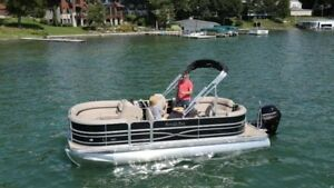 2018 South-bay-pontoons 222RS 2.0 - B