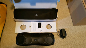 Logitech iPod/iPhone rechargeable portable speaker system