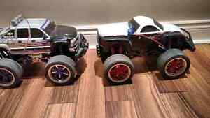 Monstertruck RC Cars with spinners West Island Greater Montréal image 1