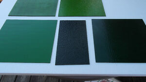 Stained glass gree - 6.5 ft