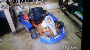 Karting tommy kart 200 cc 4 temp honda