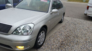 2001 CELSIOR /RHD LEXUS LS430 MINT ONLY 60th Guaranteed KLMS