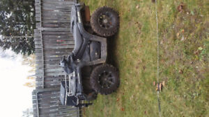 Trade for truck or sled