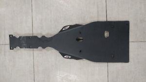 Plaque de protection moteur yfz 450r 2009 et plus