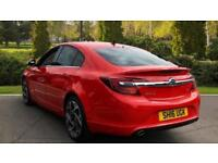 2016 Vauxhall Insignia 1.6 CDTi SRi Vx-line Nav (Star Manual Diesel Hatchback