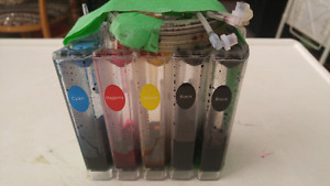 CISS Ink Kit for any Canon iP Series Printer