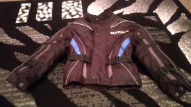 Boys motorcycle jacket