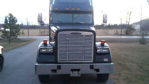 Freightliner Classic 2006 - New Engine