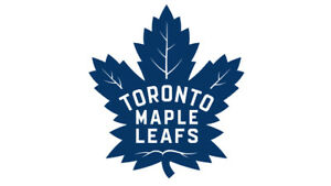 AFFORDABLE LEAFS TICKETS - 2ND ROW PURPLES