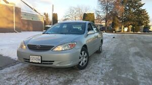 2003 Toyota Camry - GREAT CONDITION