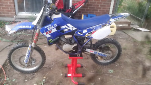 1999 yz 80 mint condition