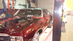 1970 Impala /OWNED AND BUILT 15 YEARS