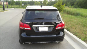 Mercedes  B250 4Matic (AWD) Premium Package - Lease Take Over