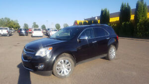 2010 Chev Equinox LT AWD Sunroof, Backup camera & Command start