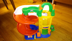 Fisher Price Little People Garage Ramp