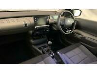 2020 Citroen C4 Cactus 1.2 PureTech GPF Flair (s/s) 5dr Hatchback Petrol Manual