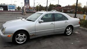 2002 Mercedes-Benz E430 4Matic Fully Loaded