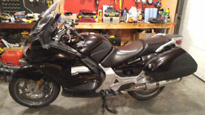 2012 Honda ST1300 ABS  4.550 kms only!