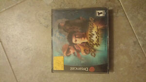 shenmue sega dreamcast complete with passport