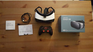 Samsung gear vr and Bluetooth controller