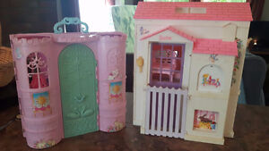 Maisons de Barbies