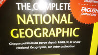 NATIONAL GEOGRAPHIC DVD COLLECTION COMPLÈTE (( NEUF ))