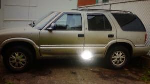 Camion Jimmy 1998. -  155 KM