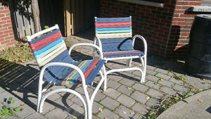 Outdoor Patio Chairs Cambridge Kitchener Area image 2