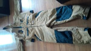 heavy duty work suit. top and bottom
