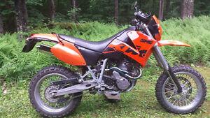 KTM 640 SMC