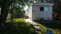Home in Strathmore on great owned lot