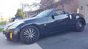 2004 Nissan 350Z Leather Convertible