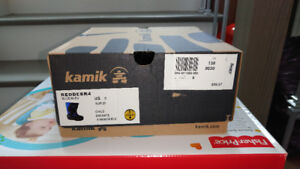 Almost new - Kamik Kids boots
